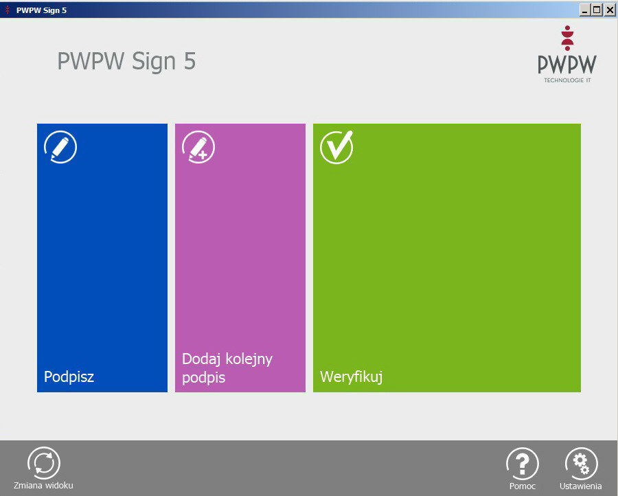 PWPW Sign 5