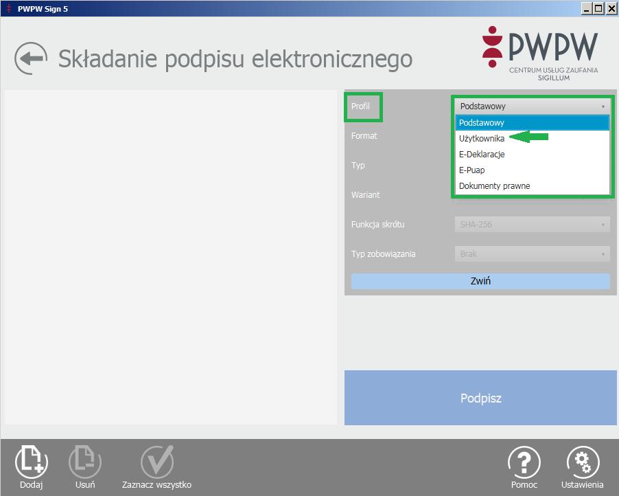jak zrobić podpis elektroniczny w pdf