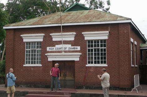 Sąd Najwyższy w Zambii